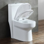 One-piece Toilet – R763 – 2 主圖