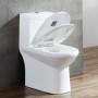 One-piece Toilet – R366 – 3 主圖