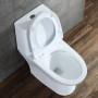 One-piece Toilet – R368 – 4 主圖