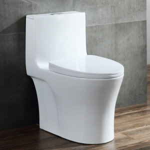 One-piece Toilet – R383 – 2 主圖