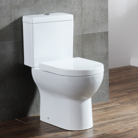 Two-piece Toilet - R682 - 2 主圖