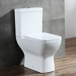 Two-piece Toilet – R683 – 2 主圖